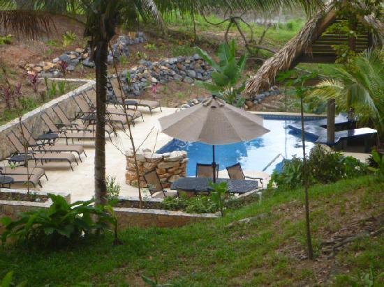 Upachaya Eco-Lodge : Upachaya Pool/Bar