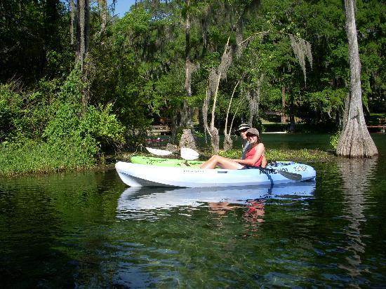 Dunnellon, FL: Fun on the water