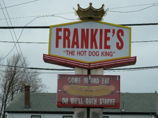 Frankie's Hot Dogs: the King
