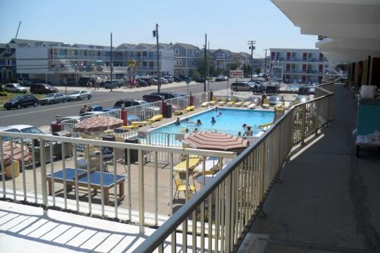 Carideon Motel : 2nd floor