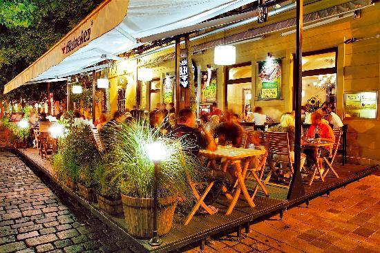 Rio Grande Restaurant, Night Bar, Cafe, Bratislava ...