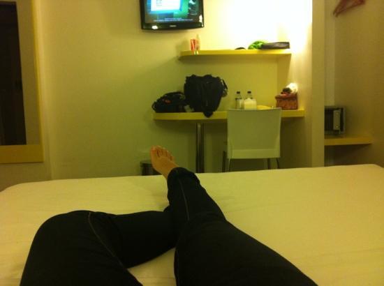 Amaris Hotel Legian: me doing nothing