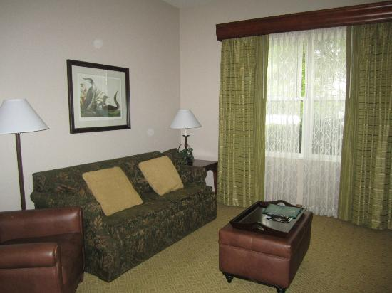 Homewood Suites by Hilton-Hillsboro/Beaverton: Nice decor