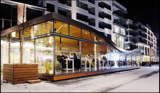 Primi River Lounge