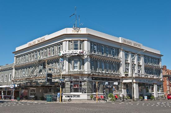 Photo of The Grand Hotel Wanganui