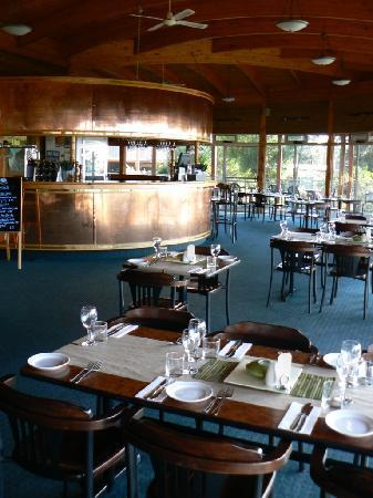 Bridport Resort: The Vue Restaurant Dining area