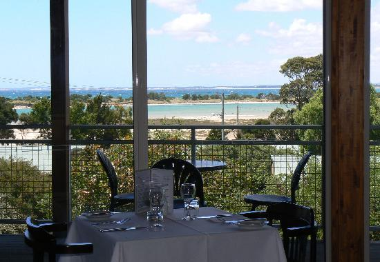 Bridport Resort: The Vue Restaurant View