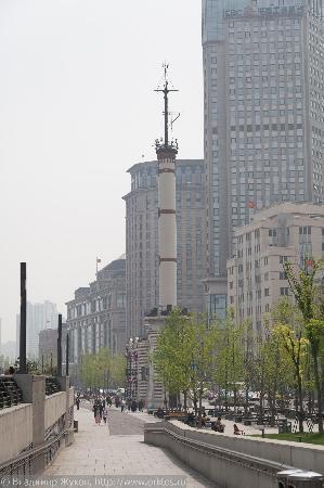 Zhongshan Road: Shanghai Bund weather signal station