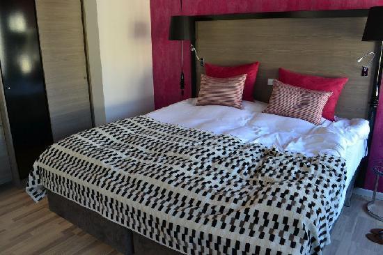 Andersen Boutique Hotel: Bed
