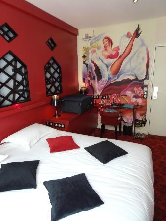 Hôtel Design Secret de Paris: Moulin Rouge