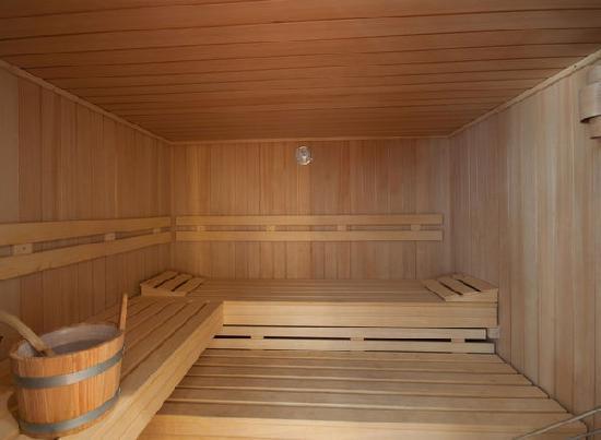 Tryp Munchen City Center: Sauna