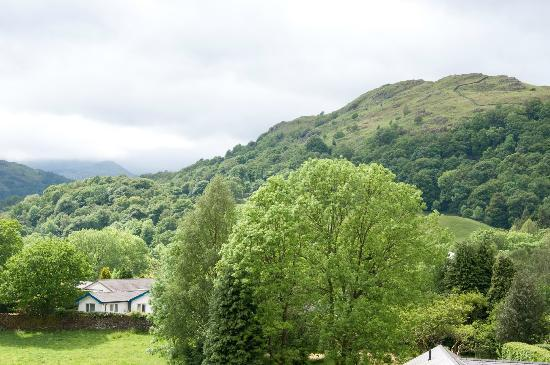 Cherry Garth: view from room