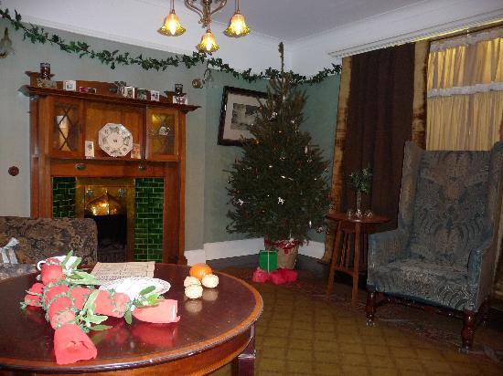 geffrye museum 1900 1914 edwardian christmas room