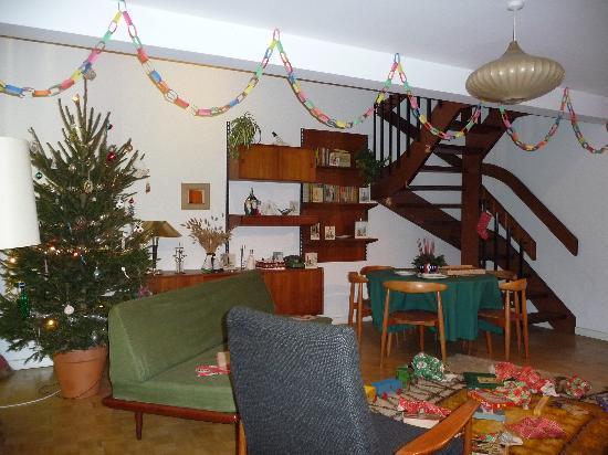 geffrye museum 1955 65 mid century christmas room