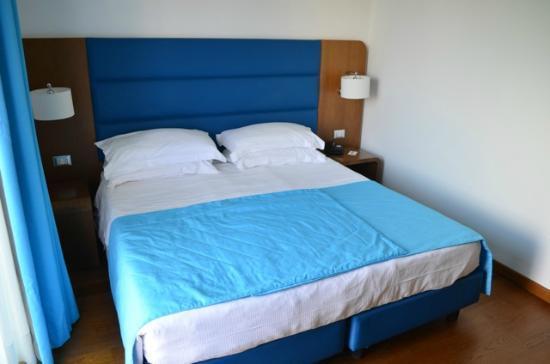 Hotel Plaza: Zimmer 403