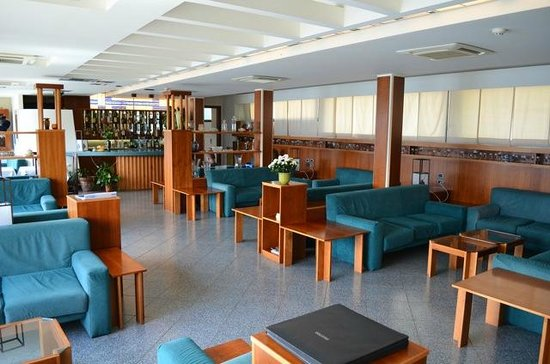 Graal Hotel Ravello: Aufenthaltsraum