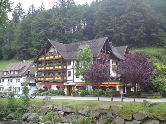 Wellness-Hotel Elisabeth: Aussenansicht Hotel
