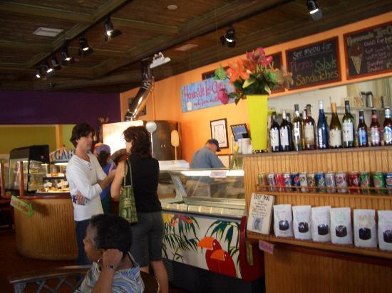 Ossorio Bakery & Cafe: 店内の様子 とても居心地がいい
