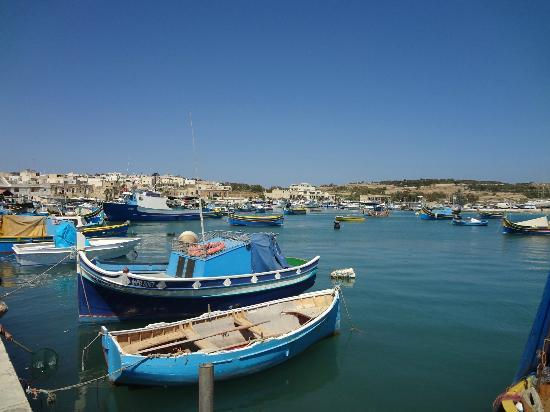 Amy's Guided Tours of Malta & Gozo - Tours: Marsaxlokk Harbour
