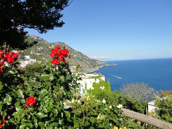 Villa Cimbrone Gardens: veduta