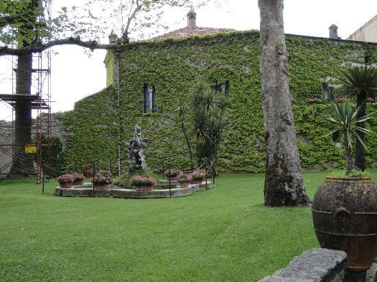 Villa Cimbrone Hotel Picture Of Villa Cimbrone Gardens