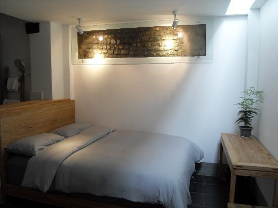 Beijing Wohkoon Hostel-Nan Luo Gu Xiang Branch: double room-hidden time