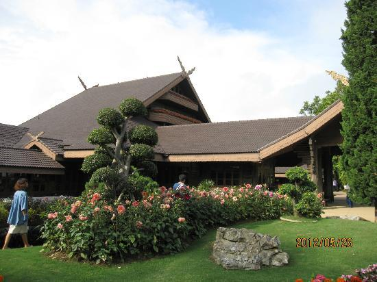 DoiTung Lodge: 皇室ロッジ