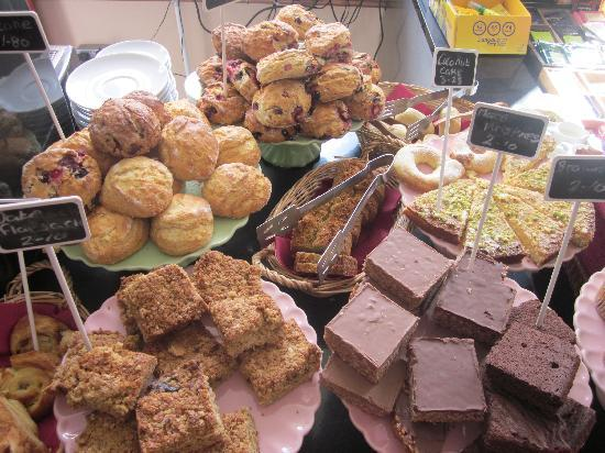 Chester Beatty Library: tasty treats at The Silk Road Café