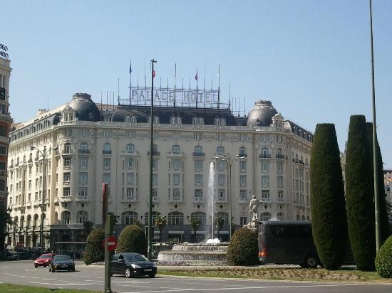The elegant westin palace hotel picture of the westin - Hotel the westin palace madrid ...