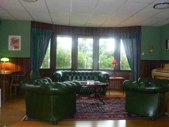 Pensionat Frillesberg: living room