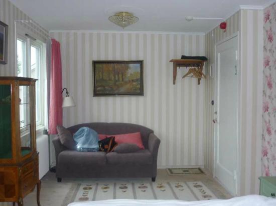 Pensionat Frillesberg: bedroom