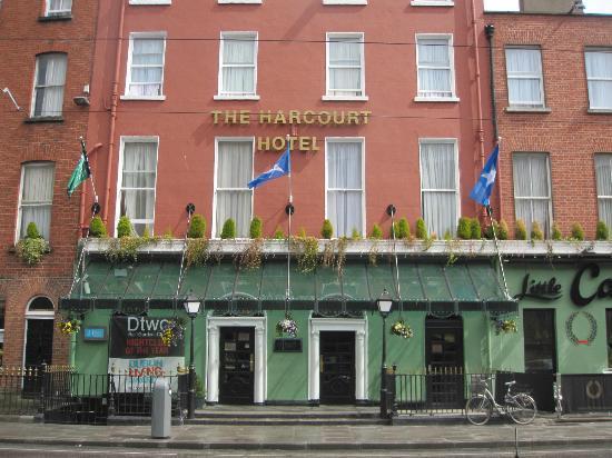 Harcourt Hotel: Esterno