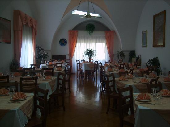 Albergo Ristorante Da Rosanna: foto sala ristorante