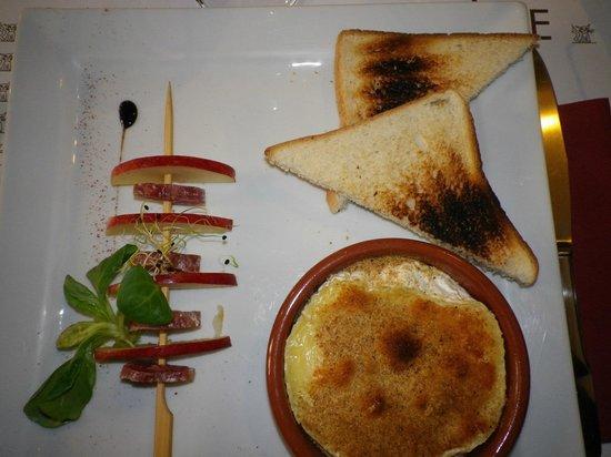 L'aurelzana : camembert