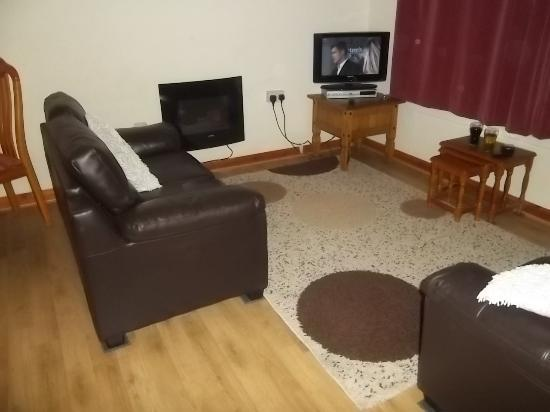 Hengar Manor Country Park: lounge