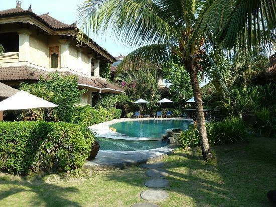 Vision Villa Resort: Pool area