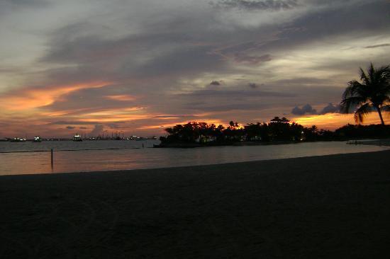 Palawan Beach     Sentosa Island