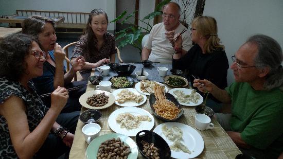 Beijing Wohkoon Hostel-Nan Luo Gu Xiang Branch: dumplings
