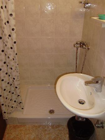 Villa Radovic: bathroom