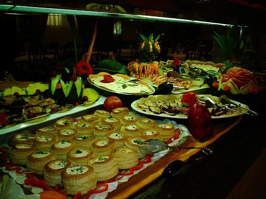 Hotel HSM Don Juan: HSM Don Juan - Buffet especial Spanish party