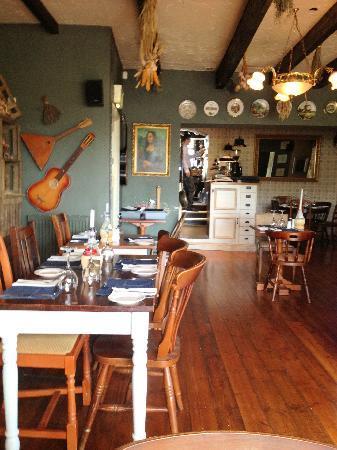 Tavistock Italia Gastro Pub at The Board Inn: Retro 1