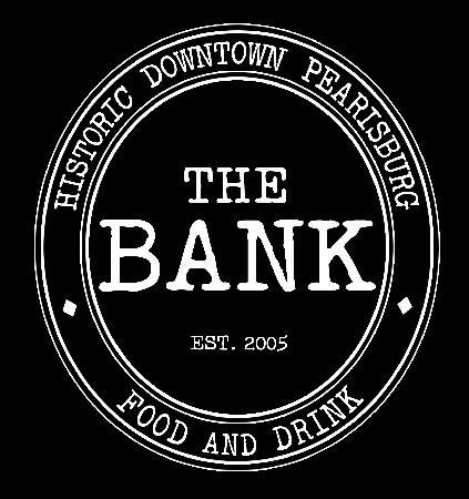 The Bank Food and Drink: Logo