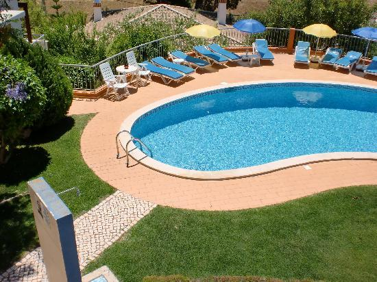Quinta dos Caracois: Pool area