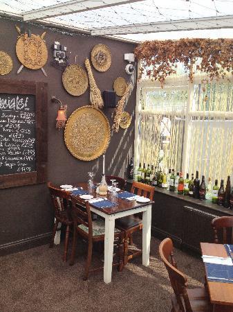 Tavistock Italia Gastro Pub at The Board Inn: Retro 4