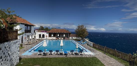 San Sebastian de la Gomera, Spain: Piscina de temporada