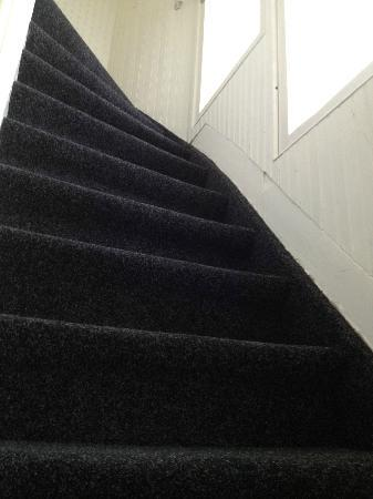 ووترفرونت هوتل أمستردام: Stairs