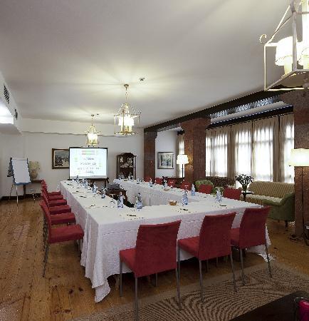 Parador de la Gomera : salón reuniones