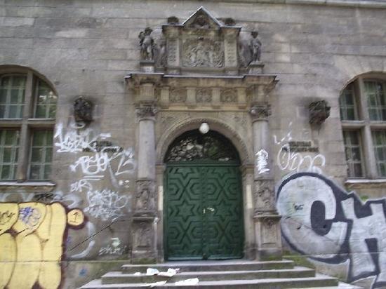 Stadtbad Oderberger Strasse - People's Bathhouse: Entrada