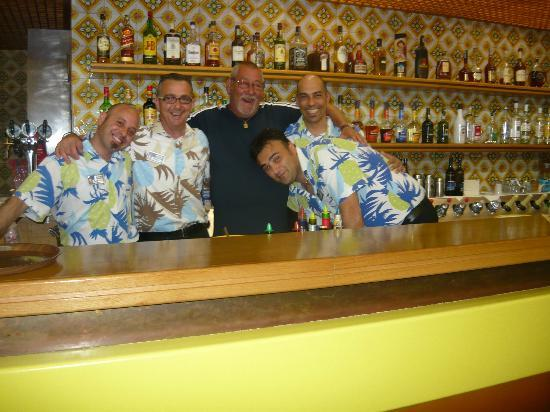 Club Alicudi Hotel : bar