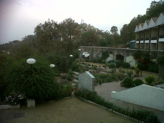 The Pinewood (HPTDC): Day view from the room